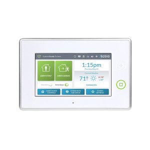 Home Security Alarm System Panels