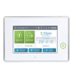 2GIG GC3 Wireless Home Security Panel