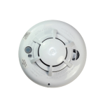 Home Security Alarm System Smoke, Heat, CO Fire Detectors