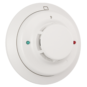 Honeywell 2w B Wired Smoke Detector Safehomecentral