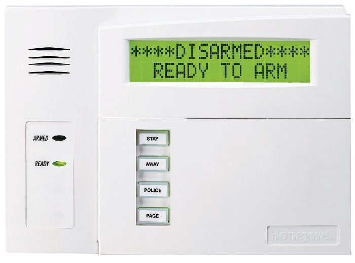 Determine Your Honeywell Alarm System Model