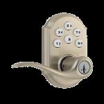 Home Security Alarm System Z-Wave Locks
