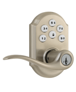 Home Security Alarm System Z-Wave Locks