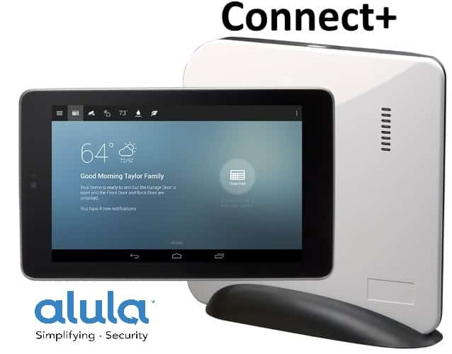 Alula Connect+ Wireless Home Security System