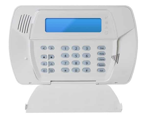 DSC Impassa Wireless Home Security System
