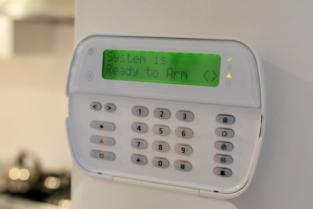 DSC System Alarm System