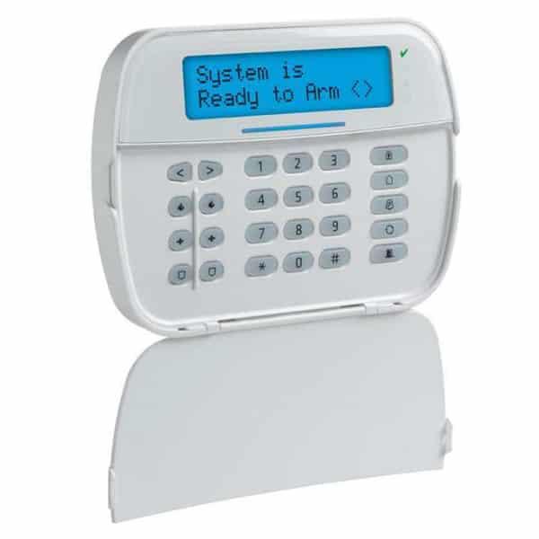 DSC WS9LCDWF9 PowerG 2-Way Wireless Arming Station/Keypad For iotega  Security Systems