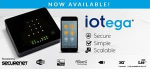 DSC IOtega Wireless DIY Home Security and Automation System