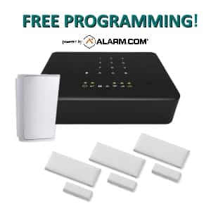 DSC iOtega Wireless Security System with PowerG and Alarm-com