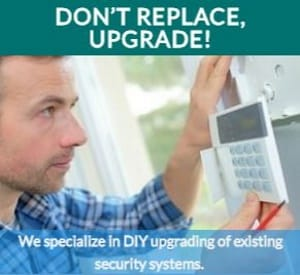 Dont Replace Upgrade Your Existing Alarm System