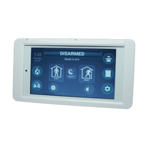 HeliTouch Graphical Keypad For Helix (White)