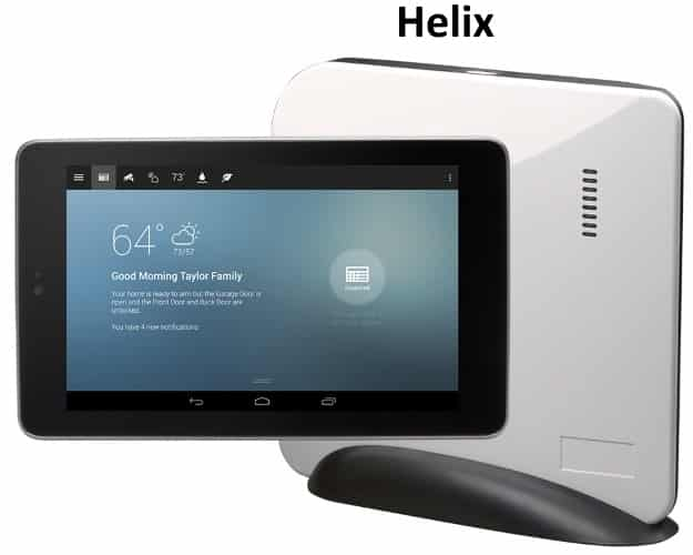 Helix Wireless Home Security System