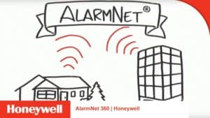 Honeywell AlarmNet Interactive Services Alarm Monitoring