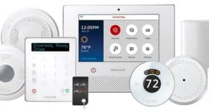 Honeywell DIY Home Security and Automation System