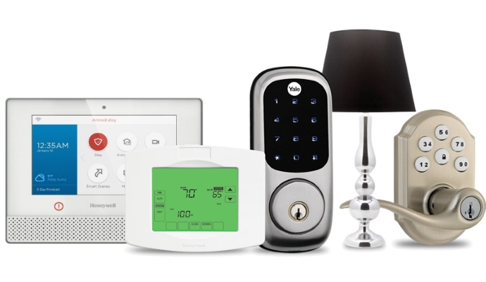 Honeywell Lyric DIY Home Security and Automation System