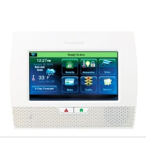 Honeywell Lynx Touch L7000 Wireless Alarm System
