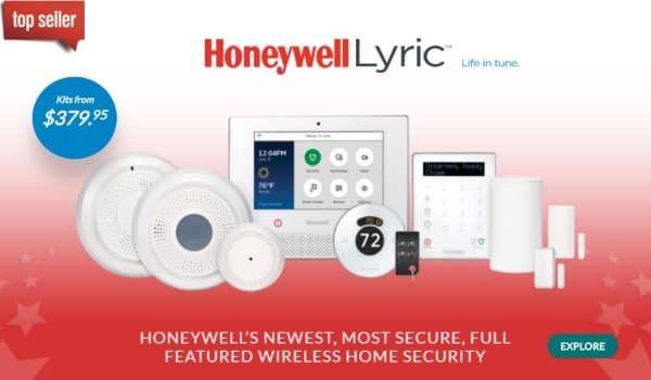 Honeywell Lyric Wireless Alarm System Fast and Easy Install