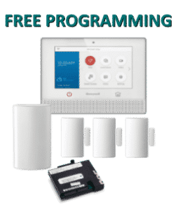 Honeywell Lyric Wireless Security Kit7-LTE-A