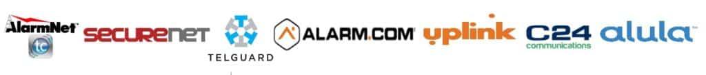 Interactive Services Logos