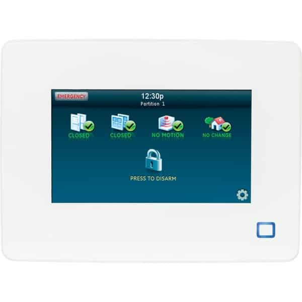 Interlogix Concord 4 Touchscreen