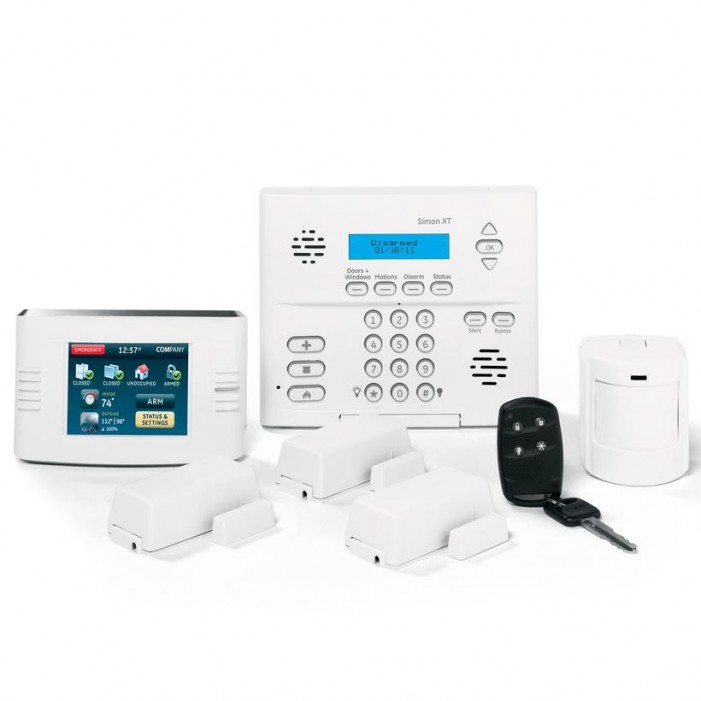 Interlogix Simon XT Alarm System