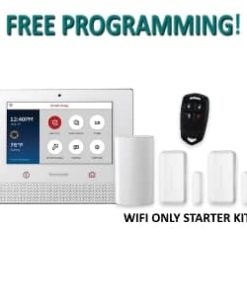 Lyric 211 Wireless Security Kit FREE PROGRAMMING