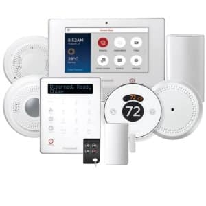 Honeywell Lyric Wireless Security Family of Sensors