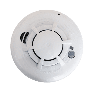 Qolsys Smoke-Heat Detector