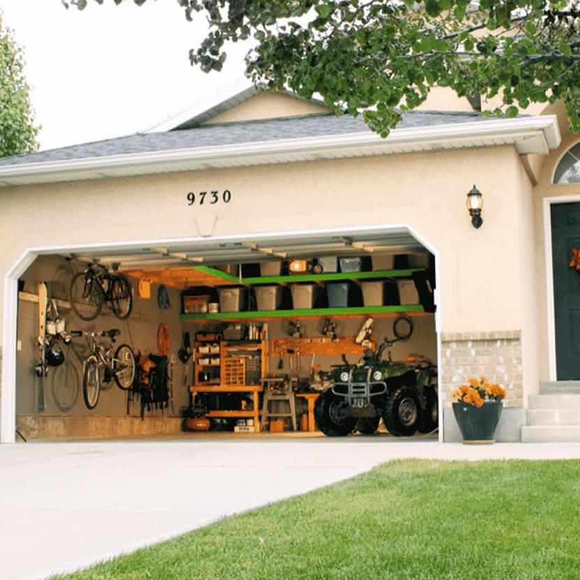 Qolsys S Line Iq Tilt Low Profile Garage Door Sensor