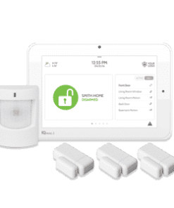 Qolsys IQpanel2 wireless security alarm kit