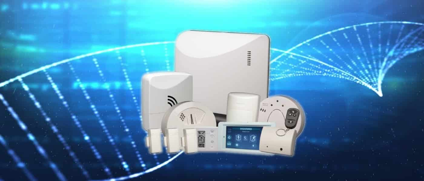 Resolution Helix Wireless Home Security Family