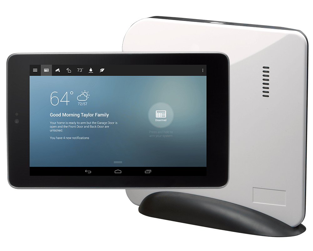 Resolution Helix Wireless Home Security Alarm System