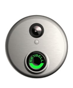 Skybell Video Doorbell Silver