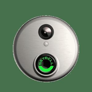 Skybell Video Doorbell Silver