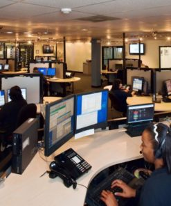 UL central station monitoring facility