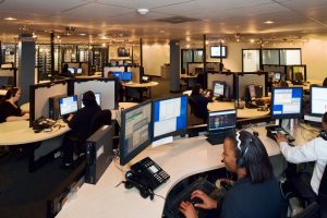 UL central station monitoring facility1