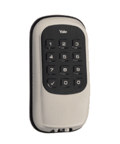 Yale Z-Wave Key Free Touchscreen Deadbolt - Sarin Nickel