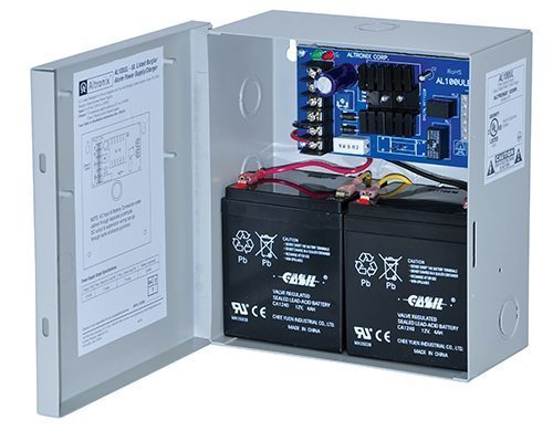 Altronix Al100ul 12vdc 750ma Power Supply Kit