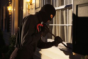 What is a burglary?