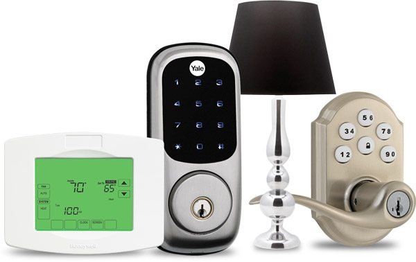 Honeywell LYNX Touch Wireless Home Security Alarm System - Take Control