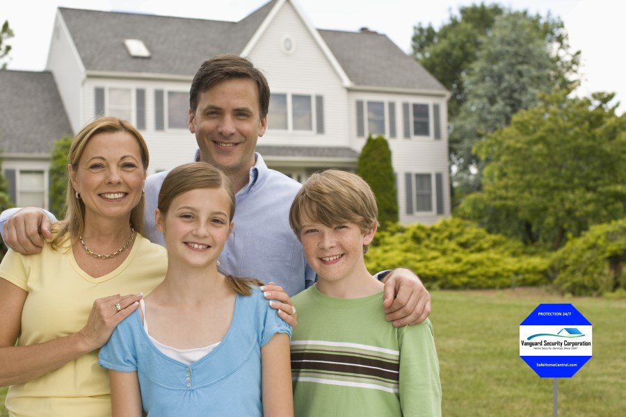 Call now for professional home alarm installation