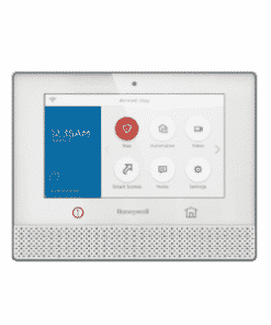 honeywell lyric security system controller