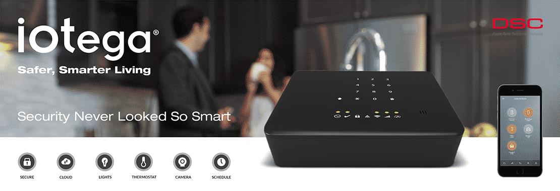 Dsc Iotega Ws900 91lvzs Wireless Security Kit 3 Door