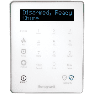 Honeywell LKP500-EN Wireless Keypad For Lyric